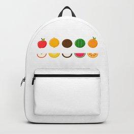 Sliced Fresh Fruit Backpack
