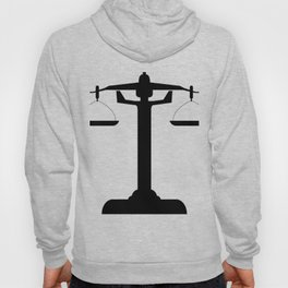 weight scale Hoody