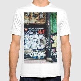 Graffiti NYC T-shirt