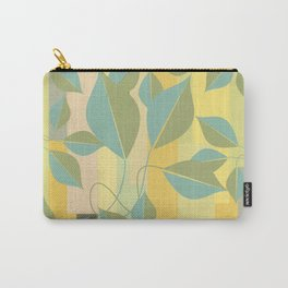 Leaves in color two Carry-All Pouch