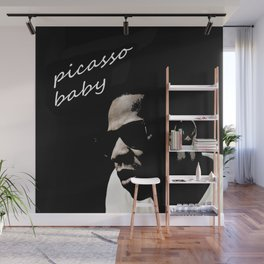 Picasso baby Wall Mural