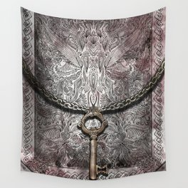 Book Cover_Gothic Mystery Wall Tapestry