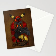 Rule 63: Umbreon Stationery Cards