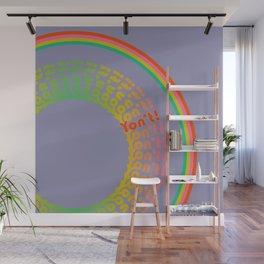Yon't! Wall Mural