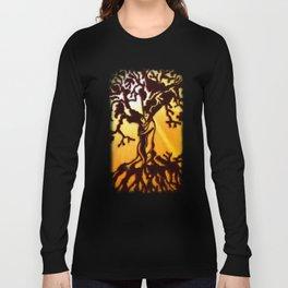 Tree of life sunshine Lovers Long Sleeve T-shirt