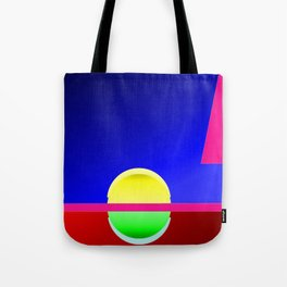 Heaven and hell ... Tote Bag
