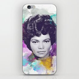 Eartha Kitt II iPhone Skin