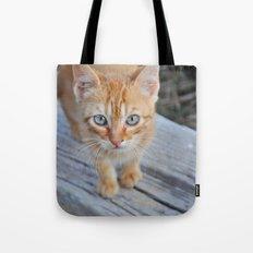 Kitty Cat Tote Bag