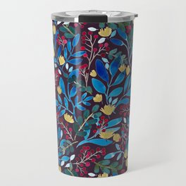 Fall Flavors Violet Travel Mug