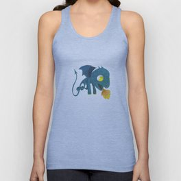 Dragon Unisex Tank Top