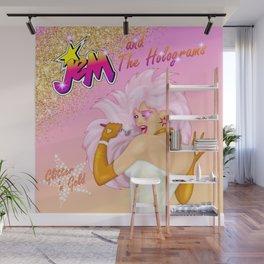 Jem Glitter n Gold Wall Mural