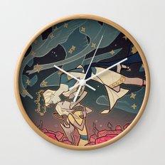 Pari Wall Clock