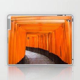 Fushimi Inari Walkway Laptop & iPad Skin