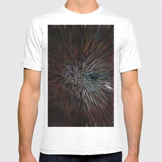 3D abstract Art T-shirt