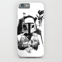 Star Wars - Boba Fett iPhone Case