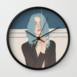 SCHV 11 Wall Clock