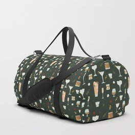 Prohibition Cocktails Duffle Bag