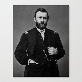 General Ulysses S. Grant Canvas Print