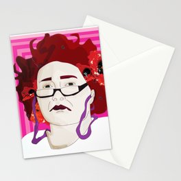 My Power Is No Illusion Stationery Cards