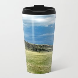 Square Butte Travel Mug