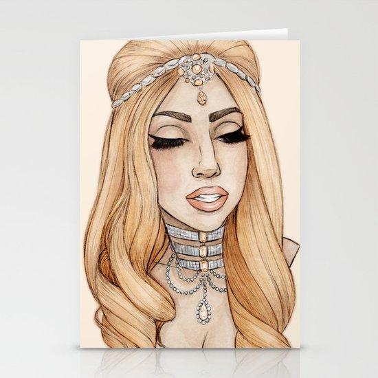 ARTPOP Princess IV Stationery Cards