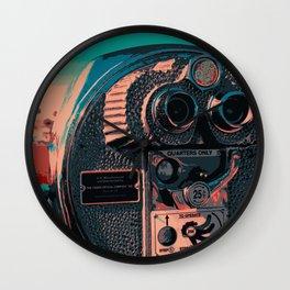 I See Newport Beach Wall Clock