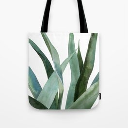 Agave plants Tote Bag