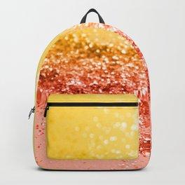 Tropical Summer Lady Glitter #2 #shiny #decor #art #society6 Backpack