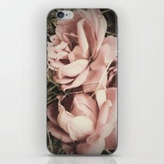 old time roses iPhone & iPod Skin