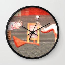 SquaRed: My P r e c i o u s Wall Clock