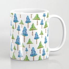 """""""Mushroom forest"""" Coffee Mug"""