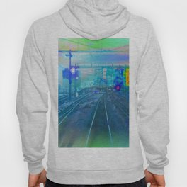 The Past Train 1 Hoody