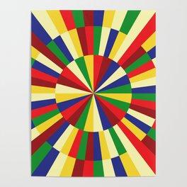 Mediterranean Sun Poster