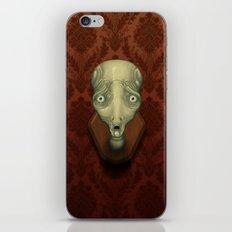 Shocked Alien iPhone & iPod Skin