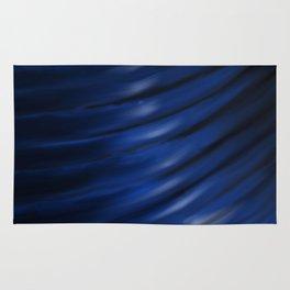 Blue Blur Rug