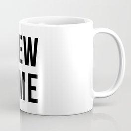 Brew Time Coffee Mug
