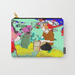 Tie Things Up Carry-All Pouch
