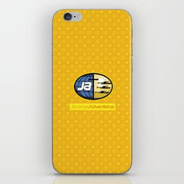 Jovenes Adventistas iPhone Skin