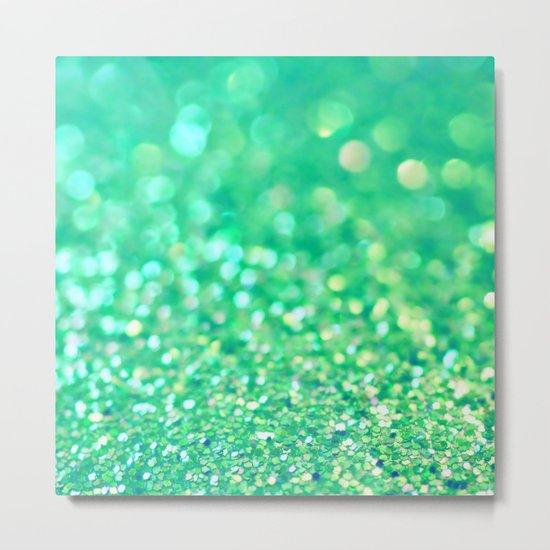 Aquatic Sea Metal Print