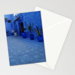 Chefchaouen Hues Stationery Cards