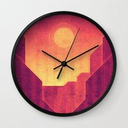 Venus - Artemis Chasma Wall Clock
