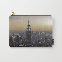NYC City Scape - New York Photography Carry-All Pouch