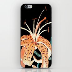 Tiger Lily... iPhone & iPod Skin