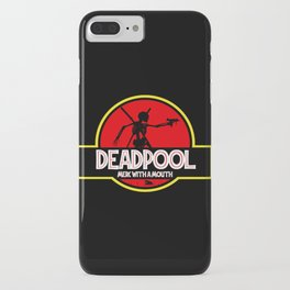 Deadpool : Merc with a Mouth iPhone Case