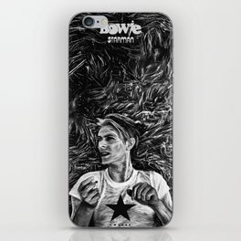 BOWIE / STARMAN iPhone Skin