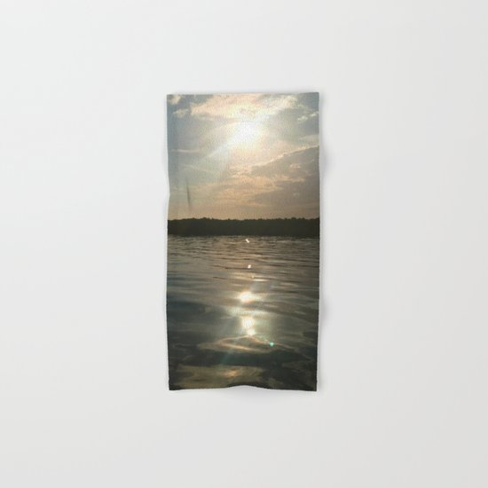 River Sun Hand & Bath Towel