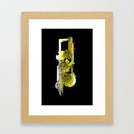 Alansis Framed Art Print