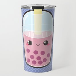 Bubble Tea Travel Mug