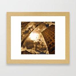 Goa Vibe Framed Art Print