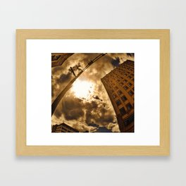 Goa Vibe Framed Art Print